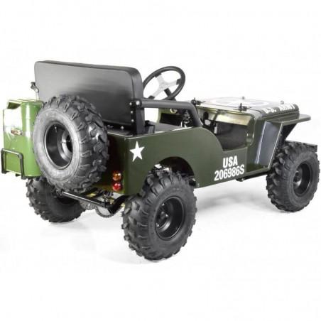 Jeep 150cc enfant automatique
