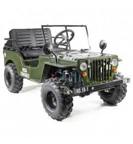 Jeep 150cc enfant électrique