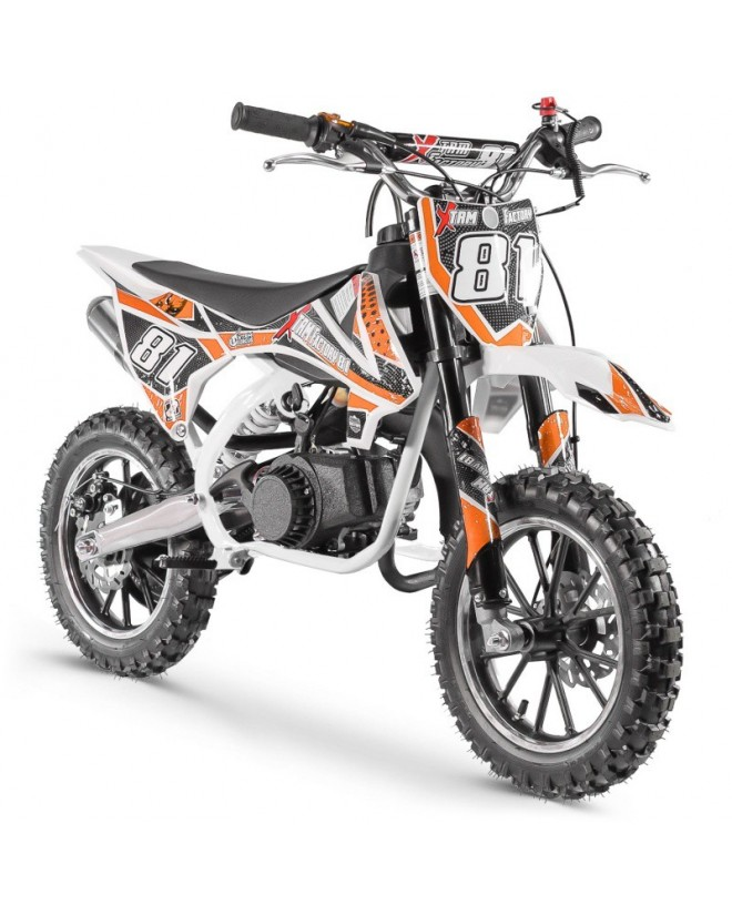 Pocket Bike 50cc MX50 - White édition