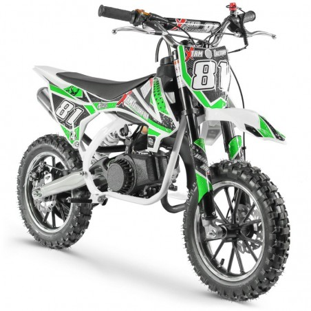 Pocket Bike 50cc MX50 - White édition
