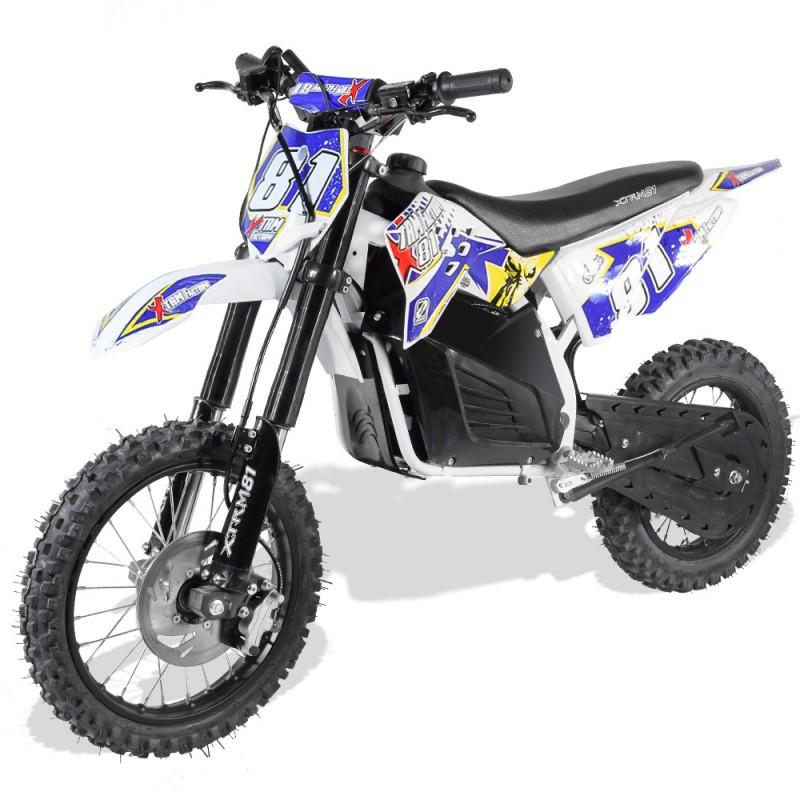 Moto Cross Electrique Enfant 1200w Nouveau Arrivage Pas Cher