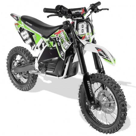Moto Cross Electrique Enfant 1200W