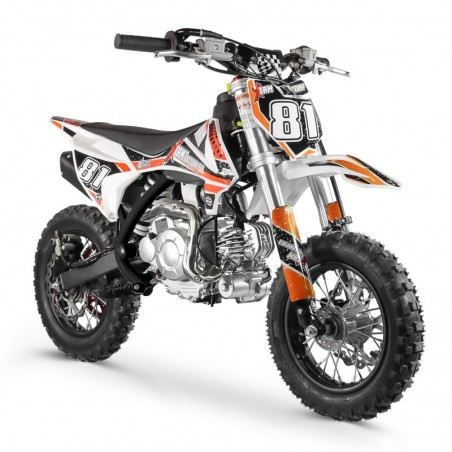 Moto Cross Enfant MX60 Automatique Black Edition