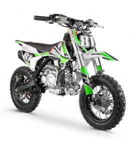 Moto Cross Enfant MX60 Automatique Black édition