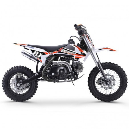 Moto Cross Enfant 70cc - MX70 Black Edition
