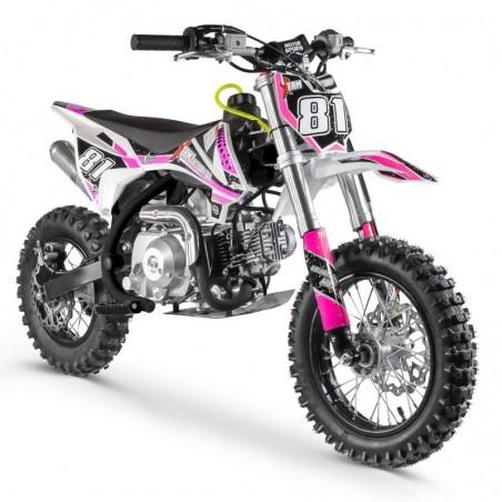 Moto Cross Enfant 70cc - MX70 Black Edition