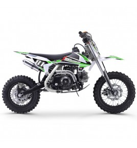 Moto Cross Enfant 70cc - MX70 White Edition