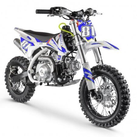 Moto Cross Enfant 70cc - MX70 White Edition