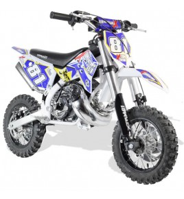 Mini Moto Cross Sport S 50cc 2T 3.5cv 10/10