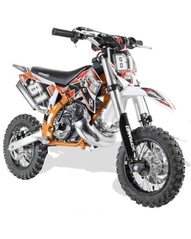 Mini Moto Cross Sport S 50cc 2T 3.5cv 10/10