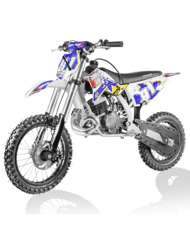 Mini Moto Cross Enfant Sport S 50cc 2T 3,5cv 14/12