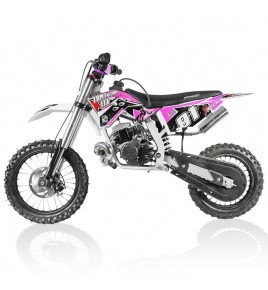 Mini Moto Cross Enfant Sport S 50cc 2T 3,5cv 14/12