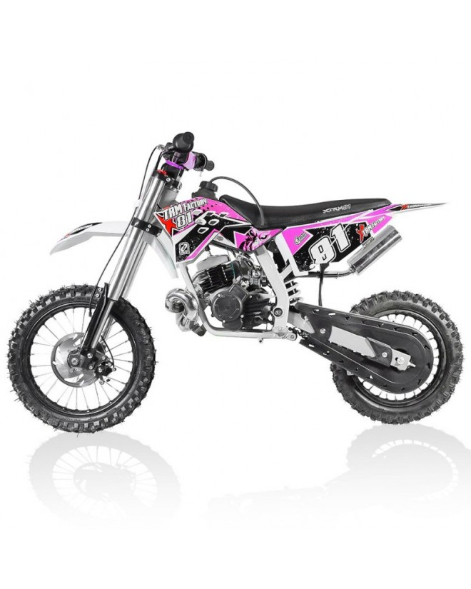 Moto Cross Enfant Sport S 50cc 2T 3,5cv 14/12