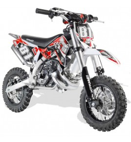 Moto Cross Enfant 50cc 2T 3,5 10/10 Racing