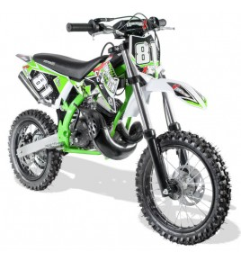 MOTO CROSS enfant 2T 50cc 12/14