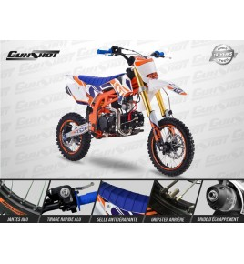Dirt Bike Gunshot 150 Pro1 12/14