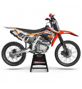 MOTOCROSS 150cc BSE Red