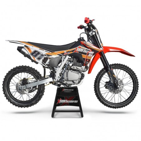 MOTO CROSS 150cc BSE Red