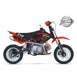 Moto enfant Gunshot 50 monster