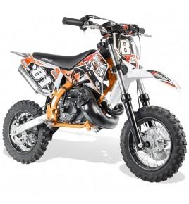 Moto Enfant Cross sport 50cc 2T 3,5cv 10/10