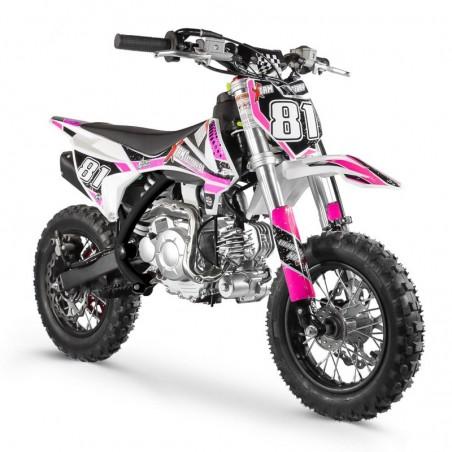 Moto Cross Enfant MX60 Automatique Black Edition