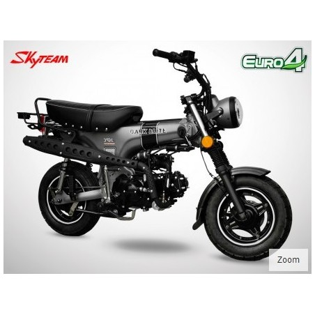 Moto SKYTEAM DAX 50cc dark elite