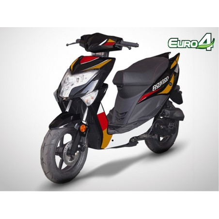 Scooter TNT MOTOR Boston 50cc 4 temps 10""