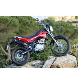Moto RIEJU Tango Scrambler 125