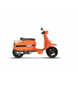 Scooter Royal Alloy 200