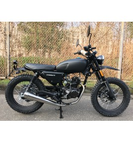 Moto Scrambler 125