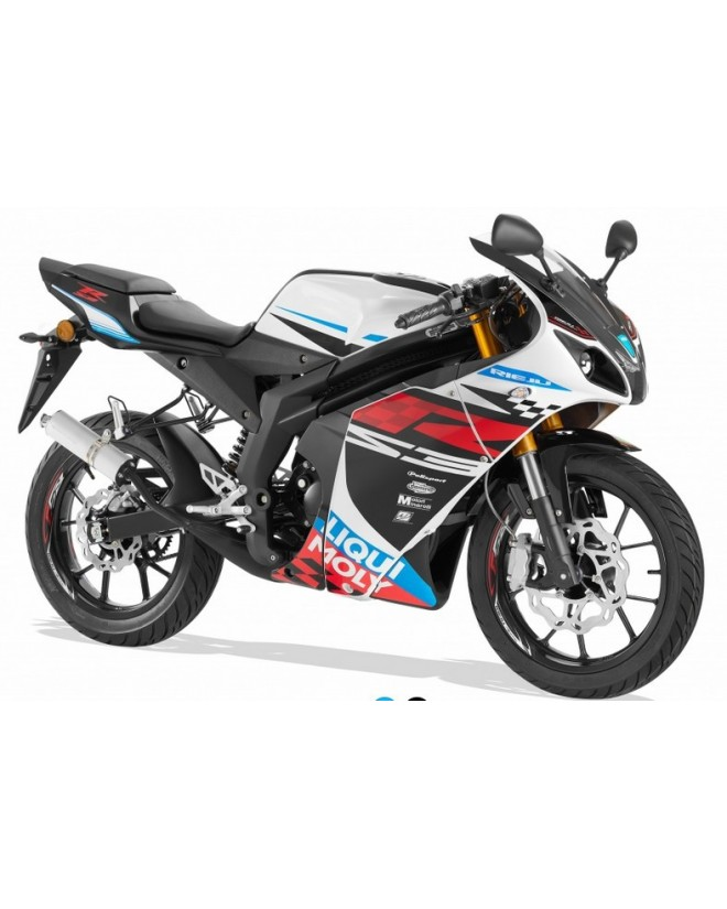 Moto Rieju RS3 50cc