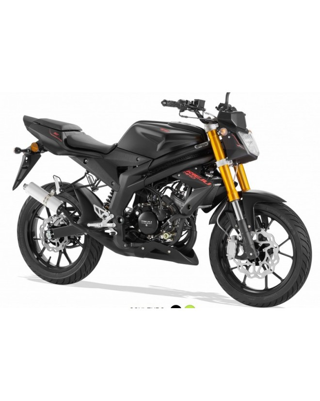 Moto Rieju RS3 NAKED 50cc - Un roadster