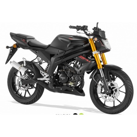 Moto Rieju RS3 NAKED 50cc