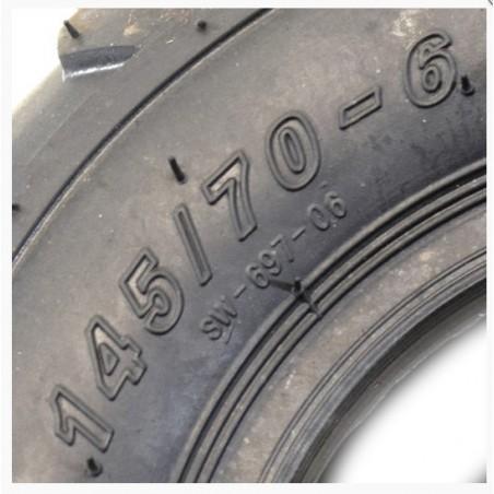pneu quad 145 / 70 - 6