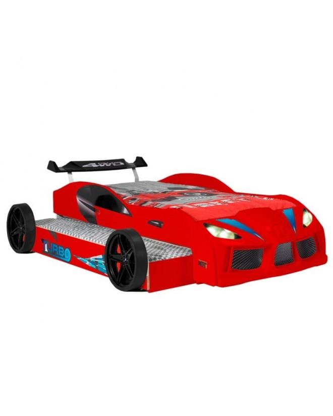 Lit Voiture Enfant Double Racing