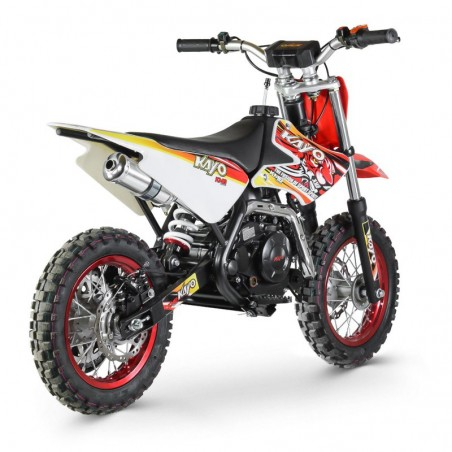 Moto cross enfant 60cc kayo 4 temps