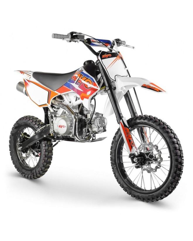 Dirt Bike Kayo 125cc 17/14