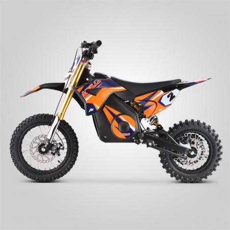 Dirt bike enfant apollo rfz rocket 1000w