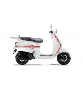 Scooter E4 Neco Azzuro 50cc GP