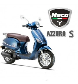 Scooter E4 Neco Azzuro S 50cc