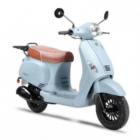 Scooter Azzuro Oro