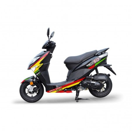 Scooter One 10 R