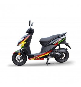 "Scooter Neco One 50cc 12""R"