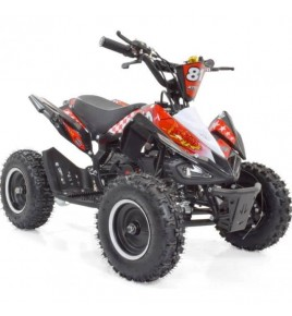 Pocket quad enfant luxe 6P
