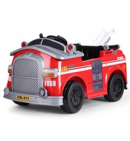 Mini camion de pompier...