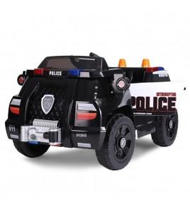 Mini camion de police...