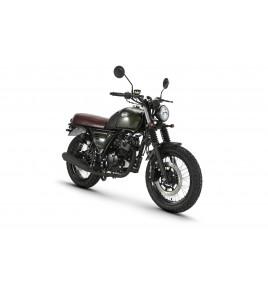 Moto bullit bluroc 125cc
