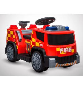 Camion de pompier...