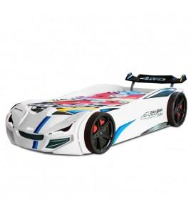 Lit voiture enfant GT1 ECO