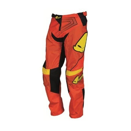 Pantalon cross enfant 8 - 9 ans orange